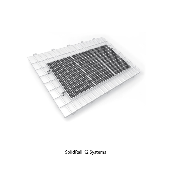 K2 Systems SolidRail
